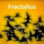 Fractalius by Photographer Jeff Wendorff